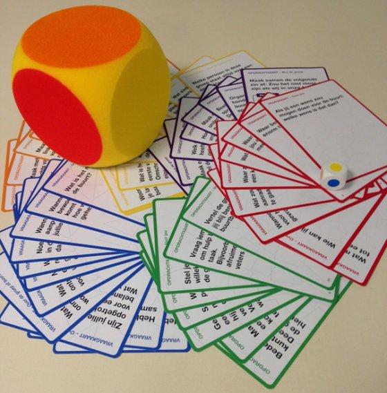 In uw buurt het Buurtboxspel?